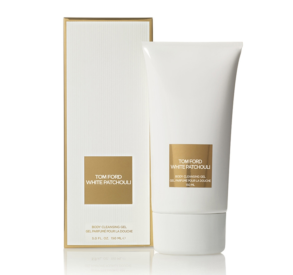 White patchouli body cleansing gel - 150ml