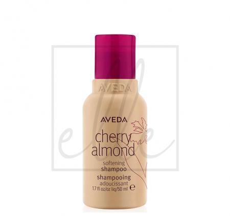 Aveda cherry almond softening shampoo - 50ml (travel size)