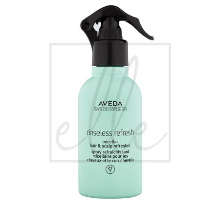 Aveda rinseless refresh micellar hair & scalp refresher - 200ml