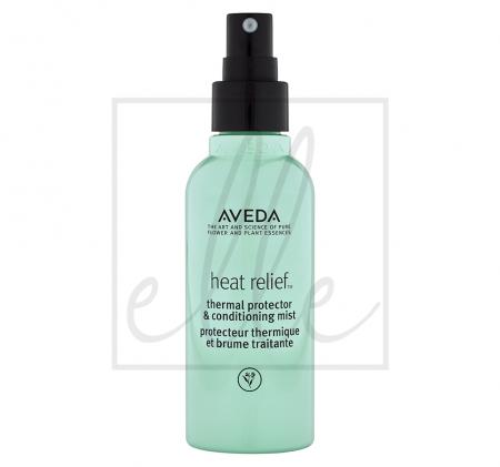 Aveda heat relief thermal protector & conditioner mist - 100ml