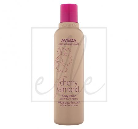 Aveda cherry almond body lotion - 200ml