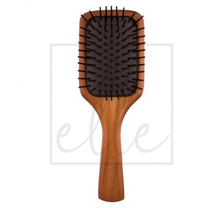 Aveda wooden mini paddle brush