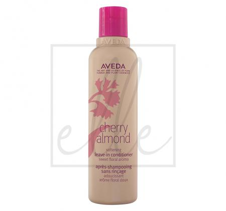 Aveda cherry almond softening leave-in conditioner - 200ml