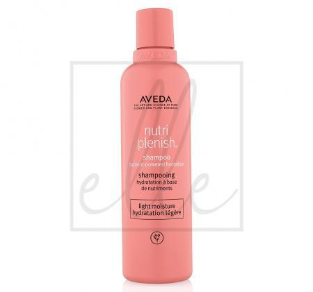Aveda nutriplenish hydrating shampoo light moisture - 250ml