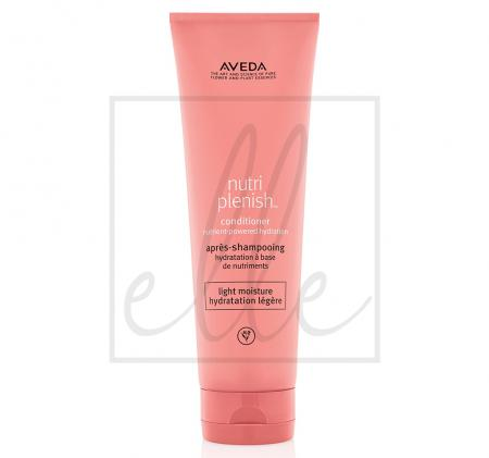 Aveda nutriplenish hydrating conditioner light moisture - 250ml