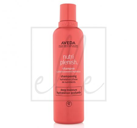 Aveda nutriplenish hydrating shampoo deep moisture - 250ml