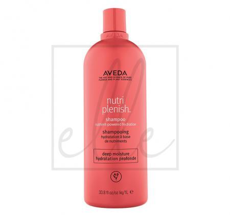 Aveda nutriplenish hydrating shampoo deep moisture - 1000ml