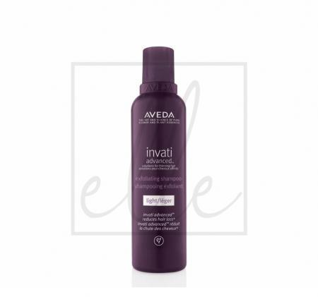 Aveda invati advanced exfoliating shampoo light - 200ml