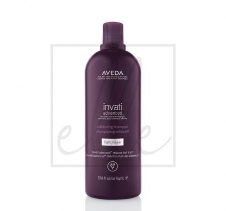 Aveda invati advanced exfoliating shampoo light - 1000ml