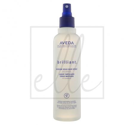 Aveda brilliant medium hold hair spray - 200ml