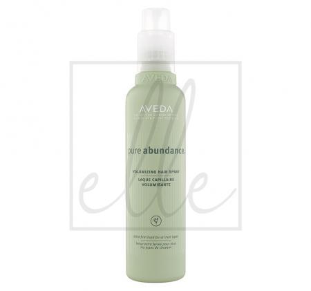 Aveda pure abundance volumizing hair spray - 200ml