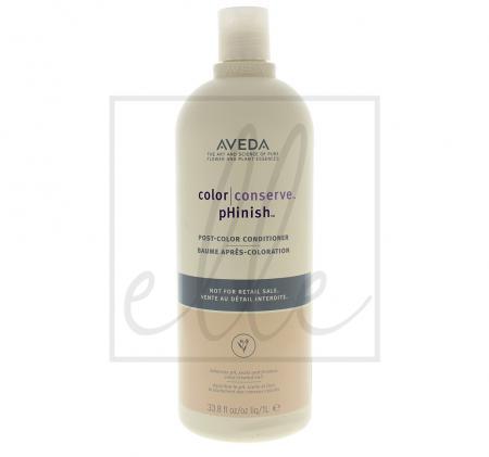 Aveda color conserve phinish post color conditioner - 1000ml