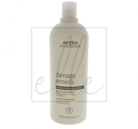 Aveda damage remedy equalizing solution - 1000ml