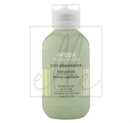 Aveda pure abundance hair potion - 20g