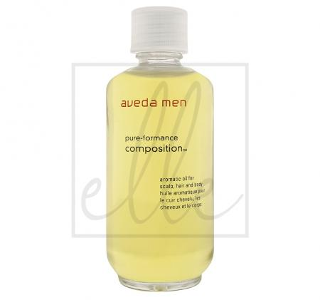 Aveda men pure-formance composition oil - 50ml