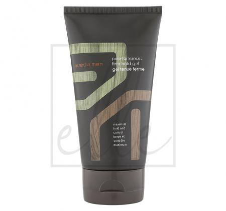 Aveda men pure-formance firm hold gel - 150ml