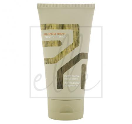 Aveda men pure-formance shave cream - 150ml