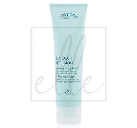 Aveda smooth infusion glossing straightener - 125ml
