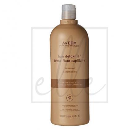 Aveda hair detoxifier shampoo - 1000ml