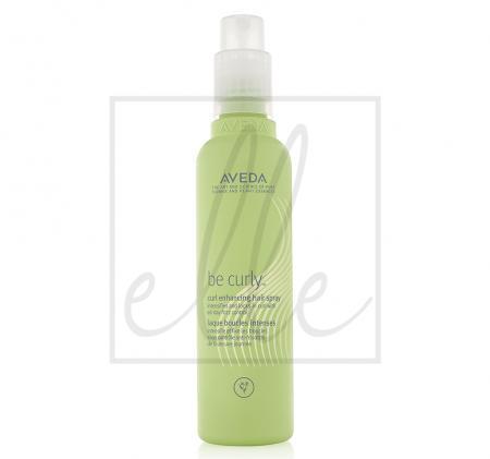Aveda be curly curl enhancing hair spray - 200ml
