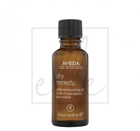 Aveda dry remedy daily moisturizing oil - 30ml