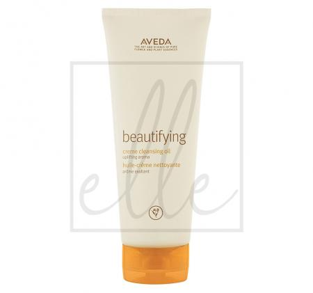 Aveda beautifying cream cleansing oil - 200ml