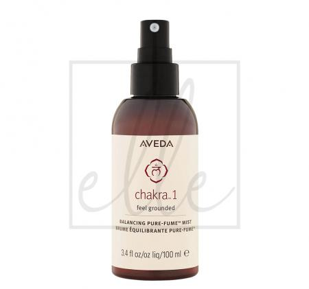 Aveda chakra 1 feel grounded balancing pure-fume mist - 100ml