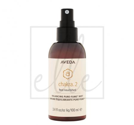 Aveda chakra 2 feel nourished balancing pure-fume mist - 100ml