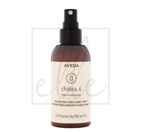 Aveda chakra 4 feel in harmony balancing pure-fume mist - 100ml