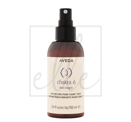 Aveda chakra 6 feel insight balancing pure-fume mist - 100ml