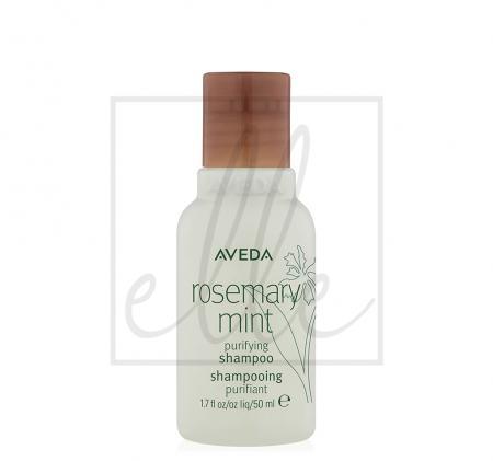 Aveda rosemary mint purifying shampoo
