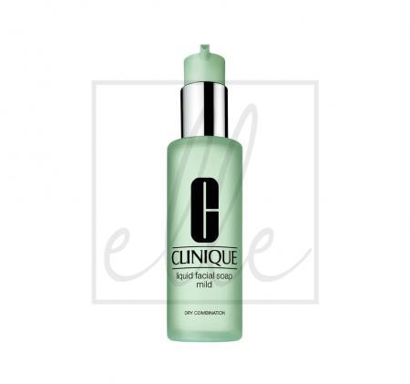 Clinique liquid facial soap extra mild (very dry to dry skin) - 200ml