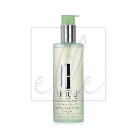Clinique jumbo liquid facial soap (for oily skin) - 400ml