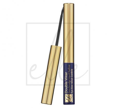 Double wear zero-smudge liquid eyeliner - 3ml