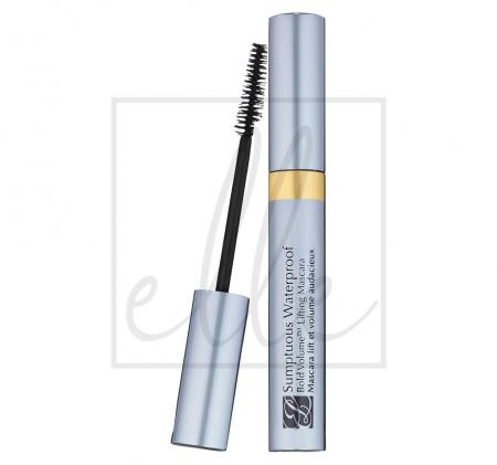 Sumptuous waterproof bold volume lifting mascara - 01 black (6ml)