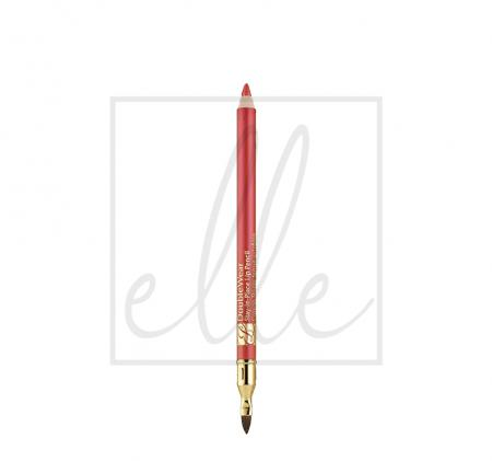 Double wear stay in place lip pencil - 1.2g