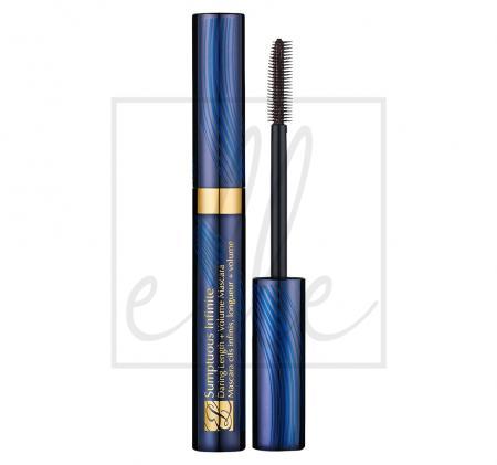 Sumptuous infinite daring length & volume mascara - 01 black (6ml)
