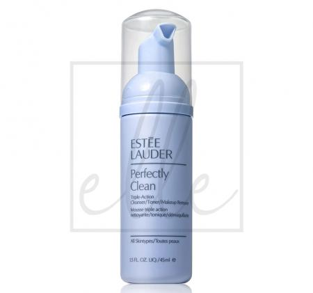 Perfectly clean triple-action cleanser/toner/makeup remover - 150ml 75
