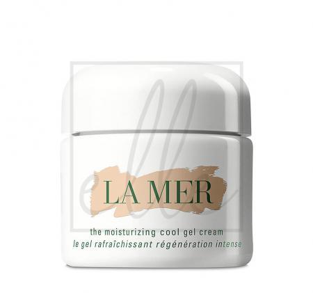 The new moisturizing cool gel cream