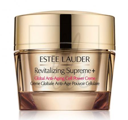 Revitalizing supreme + global anti-aging cell power creme