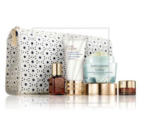 Beautiful skin essentials age prevention set