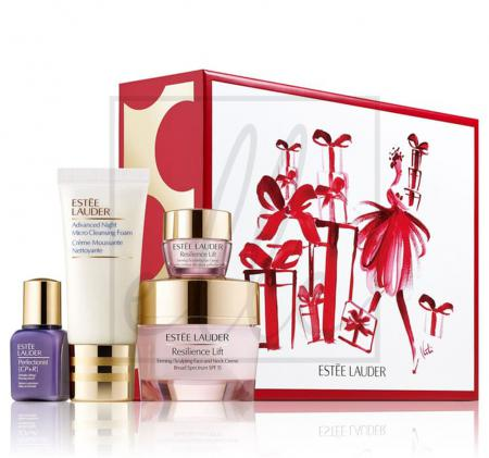 Lift + firm collection gift set