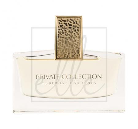 Private collection tuberose gardenia eau de parfum spray