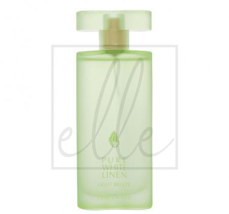 Pure white linen light breeze eau de parfum spray - 50ml