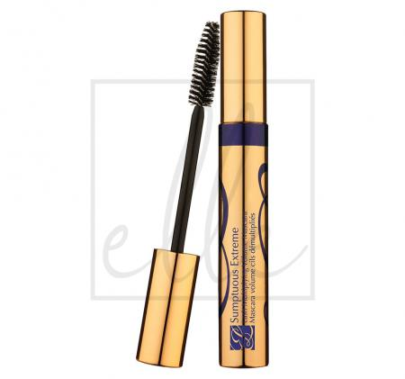 Sumptuous extreme lash multiplying volume mascara - 01 extreme black (6ml)