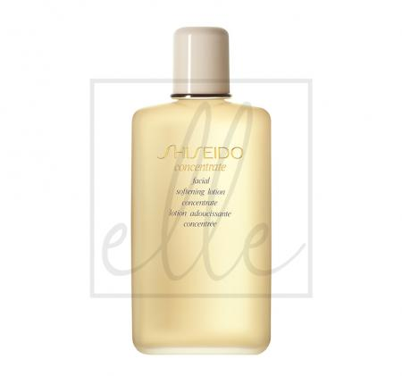Shiseido concentrate facial softening lotion - 150ml