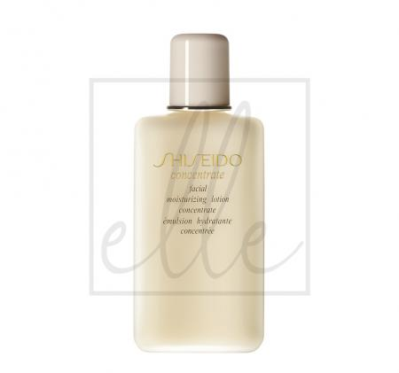 Shiseido concentrate facial moisturizing lotion - 100ml