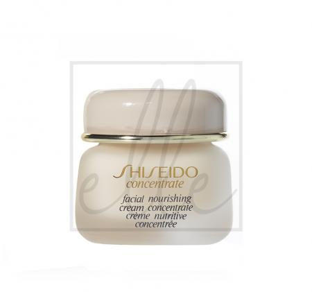 Shiseido concentrate facial nourishing cream - 30ml