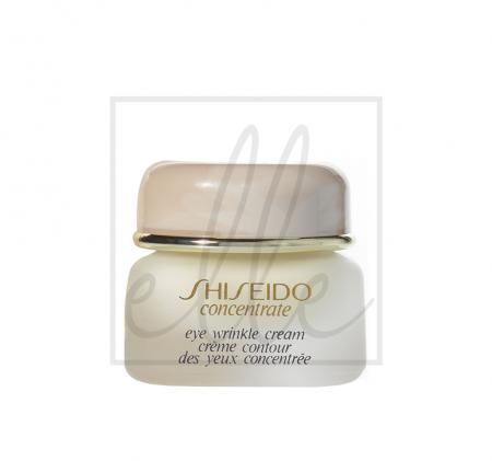 Shiseido concentrate eye wrinkle cream - 15ml