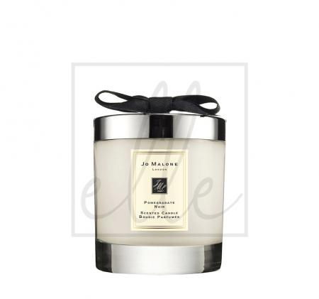 Pomegranate home candle 6.35cm